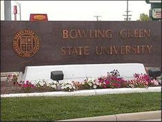 BGSU sign