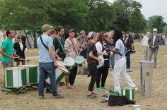 Samba verde e branco