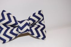 Chevron Hairbow by BerlynnDesigns on Etsy, $8.00