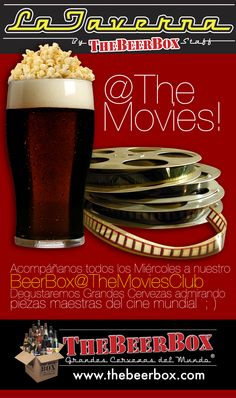 BeerBox movie Club!