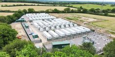 Sungrow switches on 100 MW/100 MWh storage system in the UK – pv magazine International Storage Facility, Energy Storage, Outdoor Furniture Sets, Outdoor Decor, Renewable Energy, About Uk, Magazine, Magazines, Warehouse