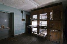 New England Ruins - Preston Psychiatric Center morgue