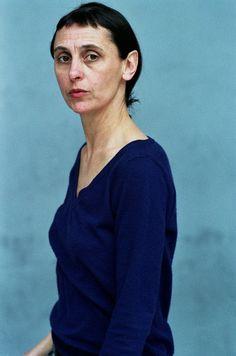 Portrait de chorégraphe Anne Teresa De Keersmaeker