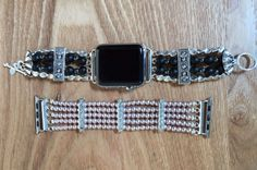 Ladies, you don't have to settle for a gender-neutral band for your Apple Watch.