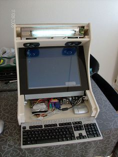 Project MAME and WeeCade - Build your own MAME cabinet