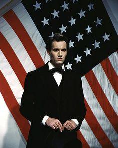 Henry Fonda as Abraham Lincoln
