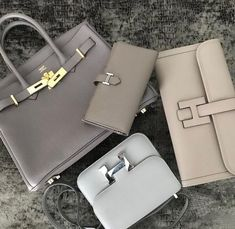 """BopTalk on Instagram: """"Which do you prefer - Bright colors or neutral tones?🧡💚💛💜🖤🤍 📸 @by_md #hermes #hermesbirkin #hermesconstance #hermeswallet #hermescolors"""""""