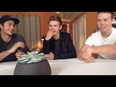 The Maze Runner - Cast Interview Hilarious!