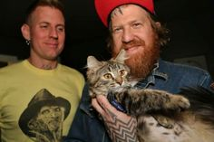This right here? Rock and roll and pretty much the cutest thing ever. #Mastodon