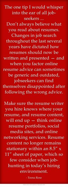 Looking For Ways to Flesh Out Your Resume While on the Job? - resume services online