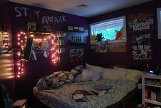 All Time Low, Mayday Parde , pop Punk, Punk Rock Alternative Bedroom Teen Decor