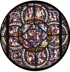 The South Oculus window, Canterbury Cathedral, Combination of medieval and modern stained glass. Stained Glass Studio, Modern Stained Glass, Stained Glass Windows, Canterbury Cathedral, Cathedral Church, Gothic Windows, Plantagenet, Art Icon, Pilgrimage