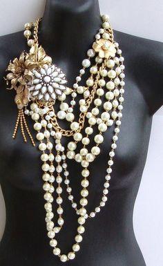 Pearl jewelry trend 2015