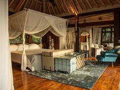 Honeymoon Suite Villa North Island Seychelles