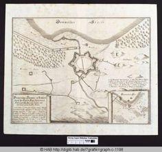 Belägerung Damme in Pommern durch Ihr Kayserl. May. He General Feldzeugmeister Baron de Souches, und mitt acort erobert, im novembris. Anno 1659