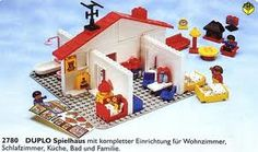 Lego Duplo 2780 Play house