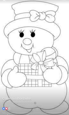 Coloring Page - Christmas