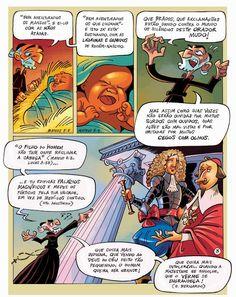 Padre Antônio Vieira / Spacca: Vejamos o Verbo