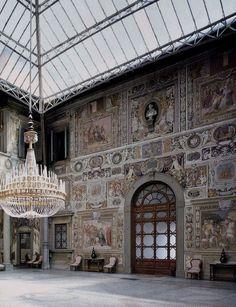 Villa Medicea. La Petraia. Florence. Italy