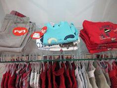 Pantalones, jeans, camisas, poleras, pijamas y de todo para niños de 0 a 12 años lo encuentras en Figi's Jockey Plaza | Figi's