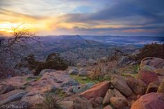 https://flic.kr/p/EPxqNG | Mount Scott Looking West | Wichita Mountain Wildlife Refuge  Please check me out at Gary P Kurns Oklahoma Photography