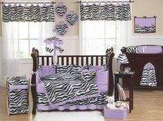 Love animal print w/ baby rooms