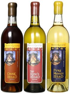 Hidden Legend Traditional Mead Variety Mixed Pack, 3 x 750 mL This mead variety pack contains Hidden Legend Wineries Traditional style meads. The Kings Mead is Gourmet Gifts, Gourmet Recipes, Mead Wine, Honey Mead, Grocery Deals, Sauvignon Blanc, Healthy Drinks, Whiskey Bottle, Wines
