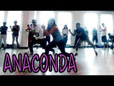 ANACONDA - @NickiMinaj Dance Video | @MattSteffanina Hip Hop Choreography (Official) - YouTube