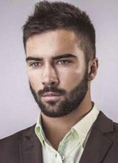 hairstyles for men with fine hair - Google Search