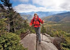 Hiking the Cohos Trail in the White Mountains of New Hampshire is one of Outside Magazine's Weekend Escapes Under 500 Dollars! We recommend staying at the Stark Village Inn and enjoying a post-hike meal at Northland Restaurant and Dairy Bar in Berlin.