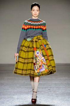 Thread, Fashion and Costume: Stella Jean
