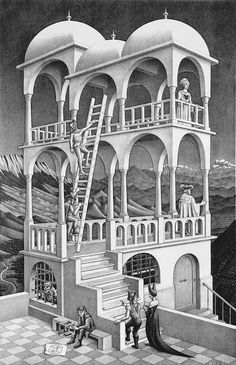 Think you know M.C. Escher? Reconsider the dorm-poster mainstay's ...