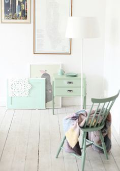Working in Pastels at Home