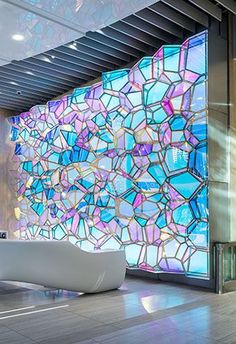 62 New Ideas Art Deco House Exterior Architects Casa Art Deco, Art Deco Home, Veranda Design, Neon Licht, Wall Design, Design Case, Installation Art, Installation Architecture, Art And Architecture