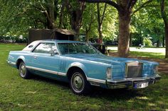 1978 Lincoln Continental #Lincoln #Continental #cars #motor #Automotive #biler