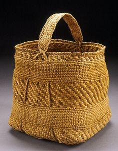 Willow Bark Basket
