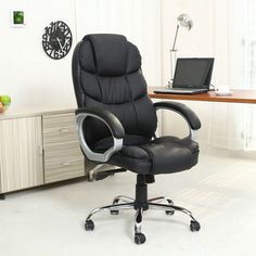 A good comfortable computer chair promotes effectiveness in work as people donu0027t & 24 best Cheap Computer Chairs images on Pinterest | Cheap computer ...
