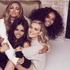 Gorgeous girls aw this was the same photo shoot for the secret love sing