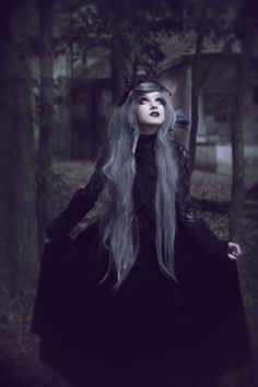 Gothic and Amazing — Model: MARIMOON Photo: Lua Morales Welcome to...