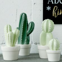 Cheap decorative decorative, Buy Quality decorative home decor directly from China decor handmade Suppliers: new small handmade ceramic cactus ornaments simulation bonsai nordic home furnishings ceramic creative ornaments home decors
