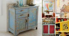 15 ideas para decorar tu hogar con estilo vintage