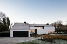 reconversion house VDA | edelare - Projects - CAAN Architecten / Gent