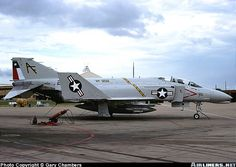 McDonnell F-4N Phantom II aircraft picture