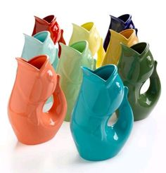 Gurgle Pots - we love these