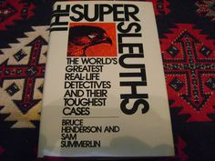 Super Sleuths Hardcover