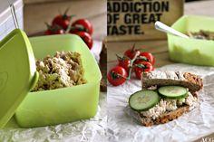 Blings med tunfiskrøre - Enestående Mat Grains, Rice, Food, Essen, Meals, Seeds, Yemek, Laughter, Jim Rice