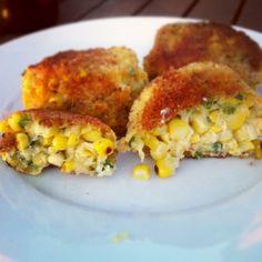 ... on Pinterest | Corn fritters, Crispy corn recipe and Easy corn pudding