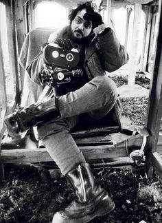 Joe Dunton BSC, MBE talks about Stanley Kubrick's...