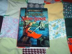 awesome The Sword of Bedwyr by R. A. Salvatore (1995 Hardcover) Fantasy - For Sale View more at http://shipperscentral.com/wp/product/the-sword-of-bedwyr-by-r-a-salvatore-1995-hardcover-fantasy-for-sale/