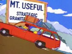 The Simpsons, Toys, Vehicles, Car, Activity Toys, Automobile, Toy, Rolling Stock, Vehicle